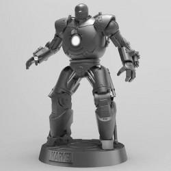 Old Iron Man - STL 3D print files