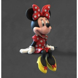 Minnie Mouse - STL 3D print files