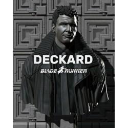 Deckard Blade Runner - STL 3D print files