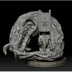 Alucard Hellsing - STL 3D print files