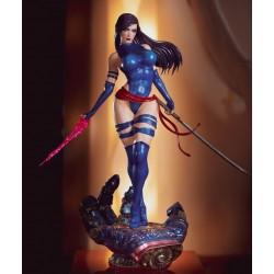 Psylocke X-Men - STL 3D print files