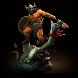 Conan - STL 3D print files
