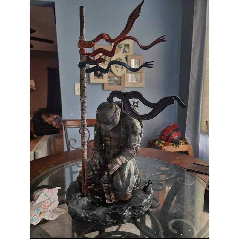 Battle Donatello TMNT - STL 3D print files