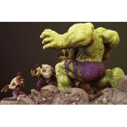 Hulk Transformation - STL Files for 3D Print
