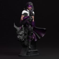 Huntress DC - STL 3D print files
