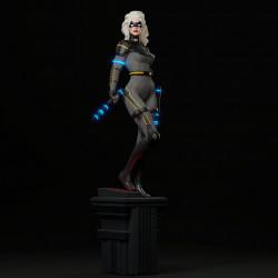 Black Canary DC - STL 3D print files