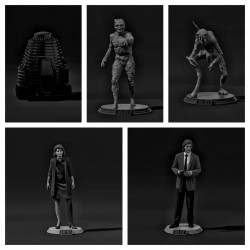 The Fly Pack - STL 3D print files