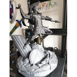 Assassins Creed Odyssey - STL Files for 3D Print