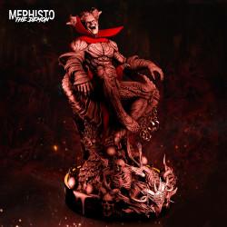 Mephisto Statue - STL 3D print files