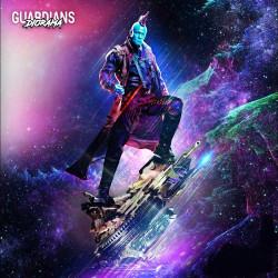Yondu Guardians of the Galaxy - STL 3D print files