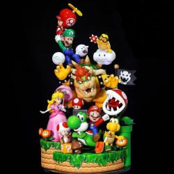 Nintendo Mario All Characters - STL 3D print files