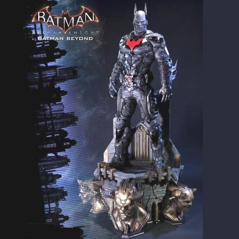 Batman Beyond Statue Diorama - STL Files for 3D Print