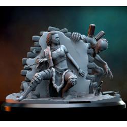 Senua SFW - STL 3D print files