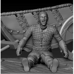 Ivar the Boneless Vikings - STL 3D print files