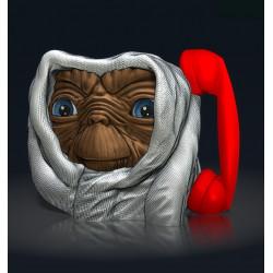 E.T Mug, Penholder Bust and Fridgemagnet - STL 3D print files