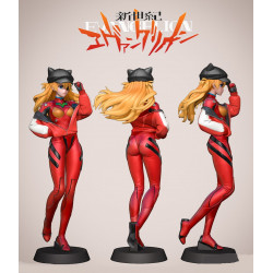 Asuka Langley Evangelion - STL 3D print files