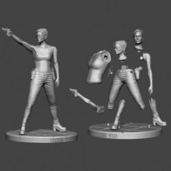 Trinity Matrix - 3d print stl files