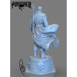 The Punisher: cuts and keys - STL Files for 3D Print