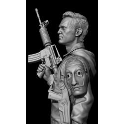 Berlin la casa de papel (money heist) - STL Files for 3D Print
