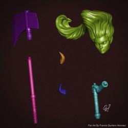 Campbell's Magik D. F. - STL 3D print files
