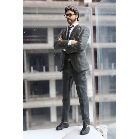 El Profesor La casa de papel - STL 3D print files