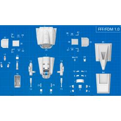 Razor Crest - STL Files for 3D Print