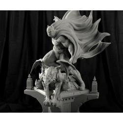 Batman Statue - STL Files for 3D Print