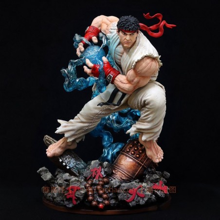 Ryu Street Fighter - STL Files for 3D Print