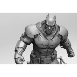 Batman Arkham Origins XE Suit - STL 3D print files