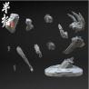 Alita Battle Angel - STL Files for 3D Print